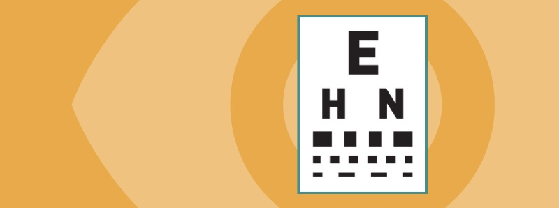 Easing Sight Test Anxiety