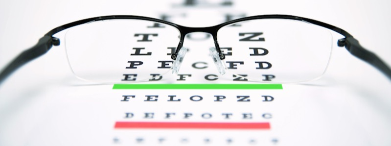 When Did You Last Have Your Eyes Tested?