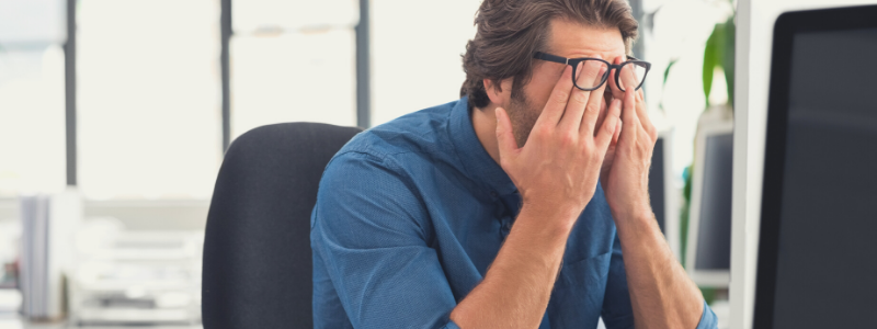How Stress Can Impact Your Vision